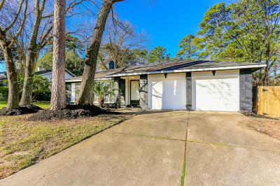 Humble Single Family Home For Sale: 19311 Flaxwood Drive