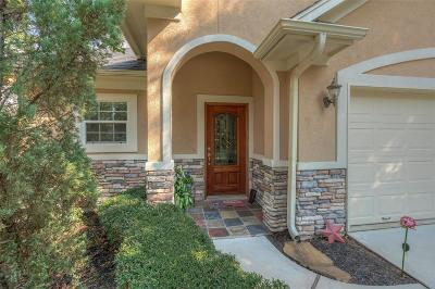 Montgomery Single Family Home For Sale: 3450 Pebble Beach Boulevard