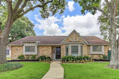 Houston Single Family Home For Sale: 5823 Picasso Place