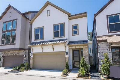 Houston Single Family Home For Sale: 3504 Napavine Lane