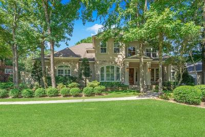 The Woodlands Single Family Home For Sale: 10 Freestone Place