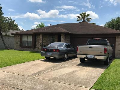 Missouri City Single Family Home For Sale: 1231 Myers Mill
