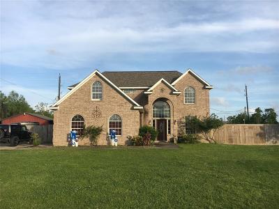Baytown Single Family Home For Sale: 6218 Grand Isle Lane