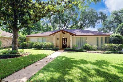 Houston Single Family Home For Sale: 5715 Claridge Drive