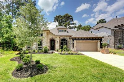 The Woodlands Single Family Home For Sale: 70 Winter Sunrise