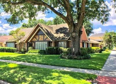 Houston Single Family Home For Sale: 8407 Meadville Street