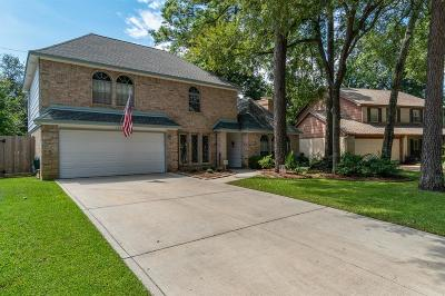 Single Family Home For Sale: 11923 Park Creek Drive