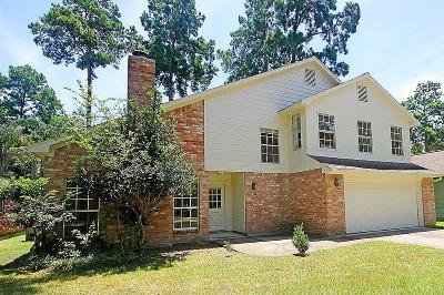 The Woodlands Single Family Home For Sale: 15 Spurwood Court