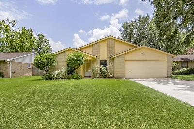 League City Single Family Home For Sale: 5907 Misty Meadow Street