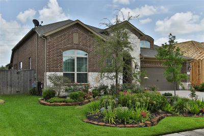 Single Family Home For Sale: 18510 Florence Knoll Drive
