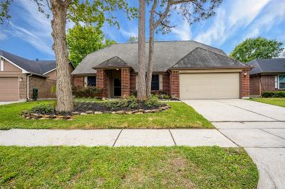 Friendswood Single Family Home For Sale: 15822 Cambridge View Drive