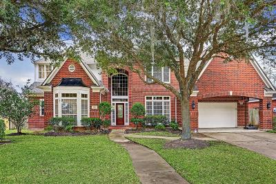 Sugar Land Single Family Home For Sale: 7803 Fairway View Court
