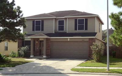 Spring Single Family Home For Sale: 6827 Shallow River Court