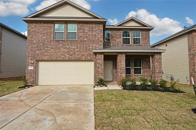 Magnolia Single Family Home For Sale: 12412 South Hill Court
