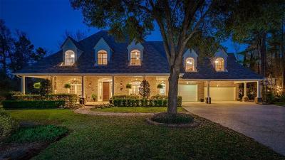 Indian Springs, Woodlands Village Indian Springs Single Family Home For Sale: 86 Batesbrooke Court