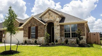 Conroe TX Single Family Home For Sale: $264,940