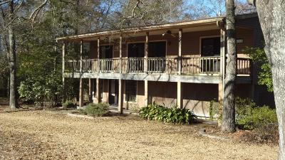 Magnolia Single Family Home For Sale: 19634 E Lakeshore Drive