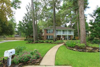 Kingwood Single Family Home For Sale: 1922 Running Springs Drive