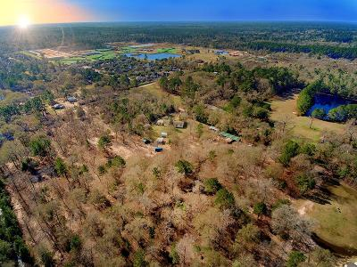 Montgomery County Farm & Ranch For Sale: 11041 Darby Loop