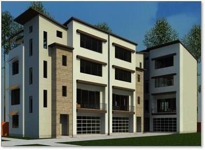 Houston Single Family Home For Sale: 1215 Edwards Street