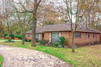 New Caney Single Family Home For Sale: 22218 Russell Drive