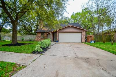 Single Family Home For Sale: 22707 Carter Moir Lane