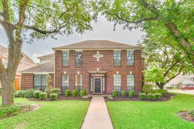 Houston Single Family Home For Sale: 15202 Dawn Meadows Drive