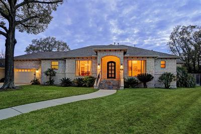 Houston Single Family Home For Sale: 5650 Dumfries Drive