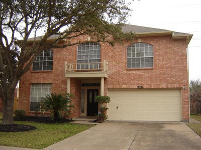 Missouri City Single Family Home For Sale: 1227 Bluestone Drive