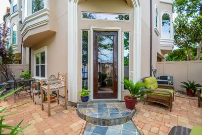Montrose Condo/Townhouse For Sale: 1815 Indiana Street