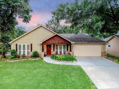 Houston Single Family Home For Sale: 1811 Wakefield Drive