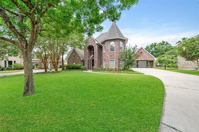 Humble Single Family Home For Sale: 7814 Magnolia Cove Court