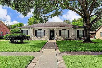 Houston Single Family Home For Sale: 7718 Gulfton Street