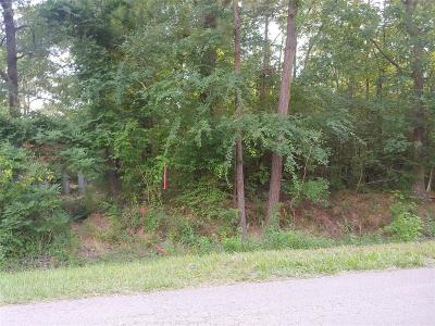 Conroe Residential Lots & Land For Sale: Lot 81 Walker
