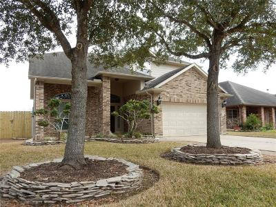League City Single Family Home For Sale: 316 Magnolia Estates Drive