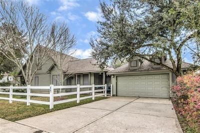 La Marque Single Family Home For Sale: 48 Borondo Pines