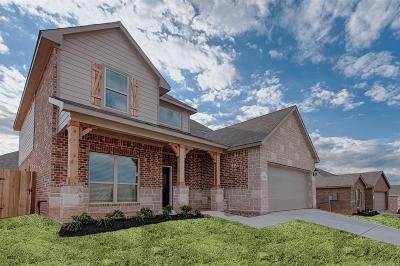 Willis Single Family Home For Sale: 12511 Lake Conroe Hills