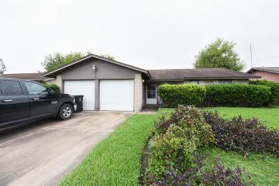 Houston Single Family Home For Sale: 4022 Smooth Oak Lane