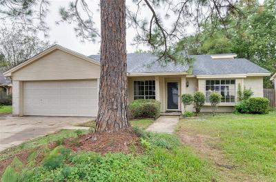 Single Family Home For Sale: 19934 Fort Davis Court