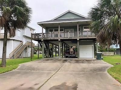 Galveston TX Single Family Home For Sale: $349,900