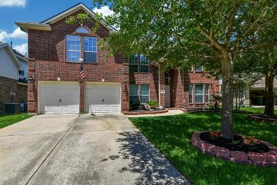 Tomball Single Family Home For Sale: 19143 W Sawtooth Canyon Drive