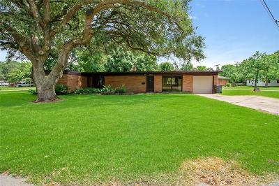 Bay City Single Family Home For Sale: 3500 Doris Street
