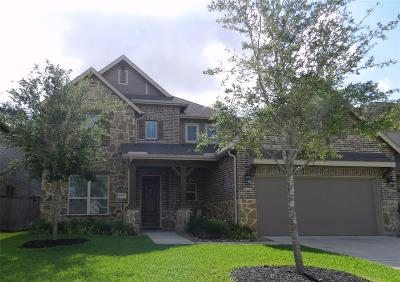 Cypress Single Family Home For Sale: 18714 Fox Kestrel Trail