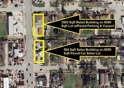 Residential Lots & Land For Sale: N Shepherd