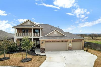 Cypress Single Family Home For Sale: 15402 Vista Canyon Court