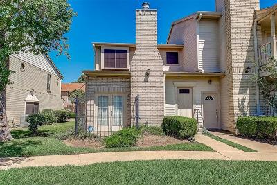 Houston Condo/Townhouse For Sale: 800 Country Place Drive #105
