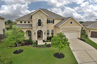 Cinco Ranch Single Family Home For Sale: 24902 Bay Mist Ridge Lane