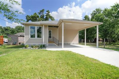 Houston Single Family Home For Sale: 6207 Octavia Street