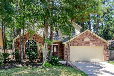 The Woodlands Single Family Home For Sale: 183 North Village Knoll Circle