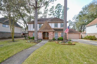 Cypress Single Family Home For Sale: 13211 Chriswood Drive